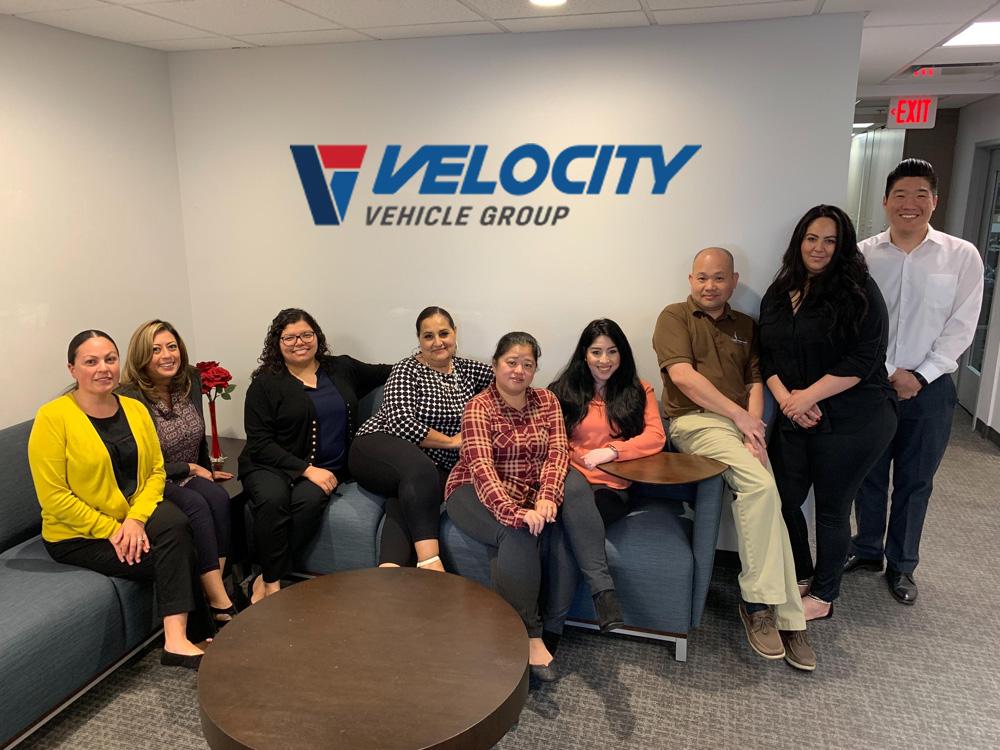 Velocity Vehicle Group