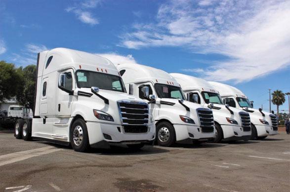 CLEANER DIESEL TRUCKS - Velocity Vehicle Group