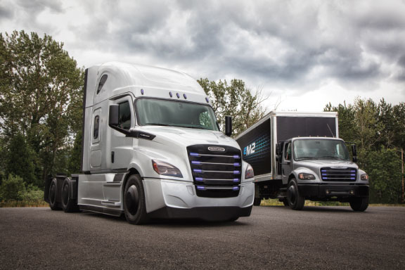 ELECTRIC TRUCKS - Velocity Vehicle Group