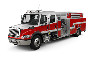 Fire Apparatus & Equipment - Velocity Vehicle Group