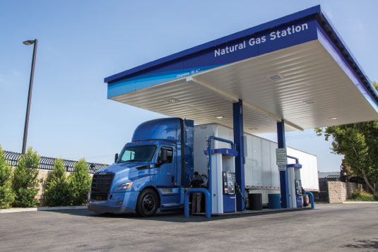 NATURAL GAS TRUCKS - Velocity Vehicle Group