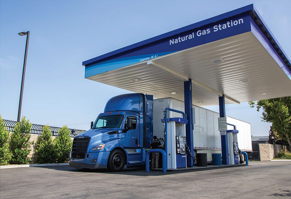 Natural Gas Trucks By Velocity Vehicle Group